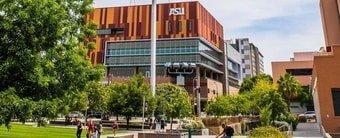 Arizona State University. A top regionally accredited University
